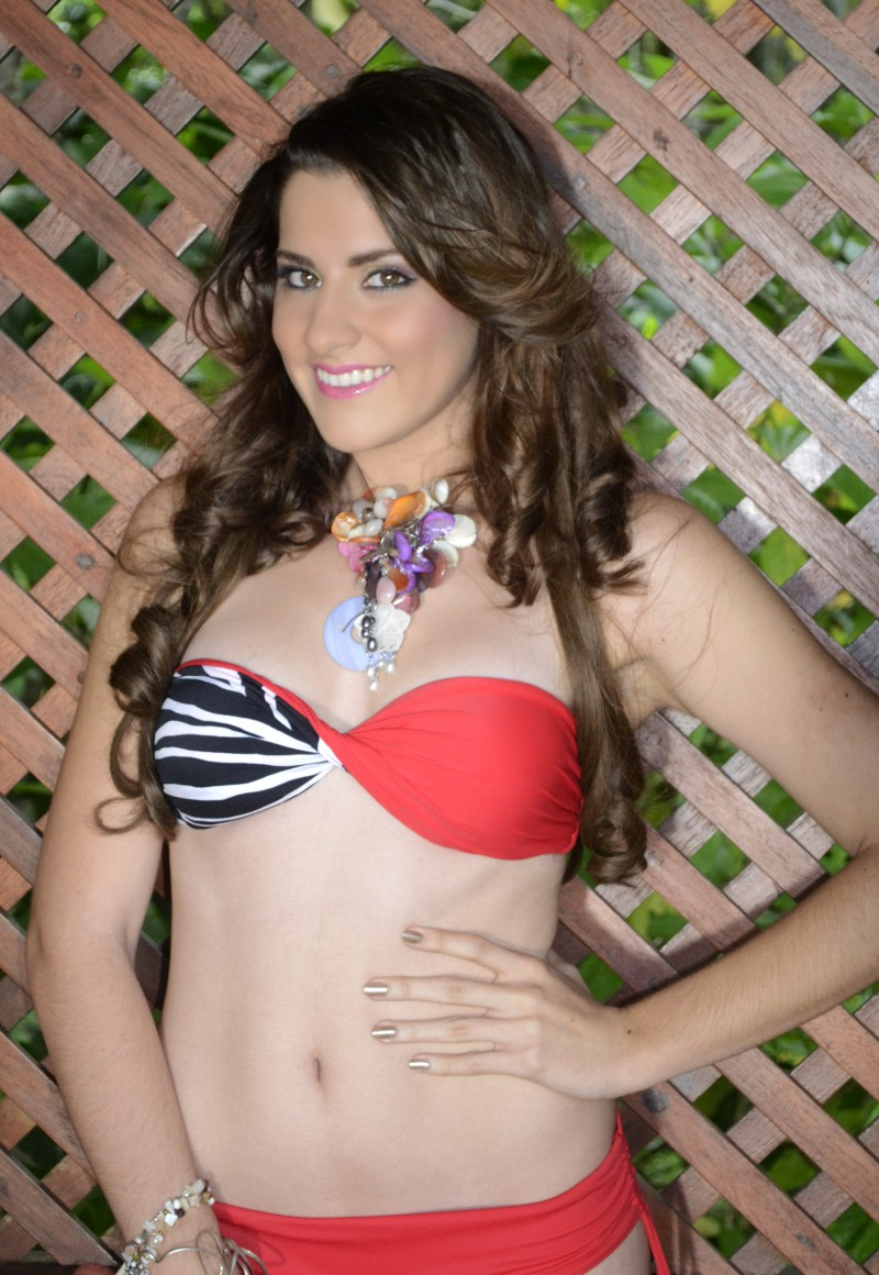 Reina de la Costa Maya International, Miss Costa Rica, Andrea Rojas