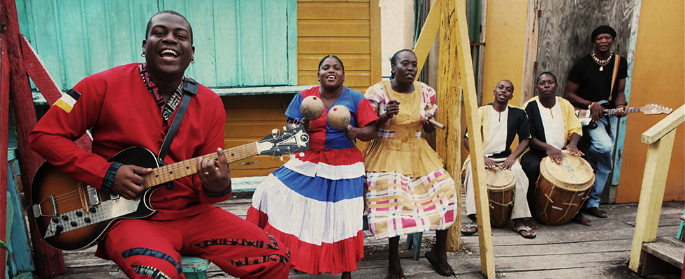 The Garifuna Collective, Belize