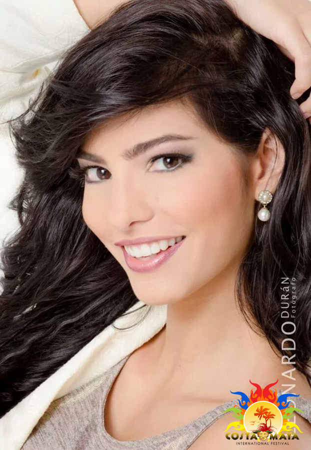 Miss Costa Rica, Costa Maya Contestant 2016, Monique Rodriguez